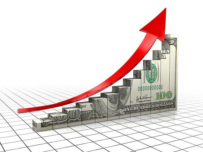 Рост курса USD и EUR
